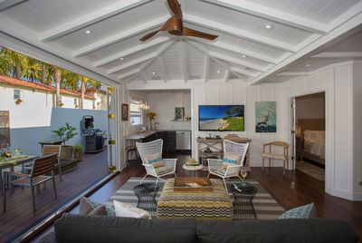 Brilliant The Cottage At West Beach Coastal Designer Style In The Heart Of Sb West Beach Complete Home Design Collection Epsylindsey Bellcom
