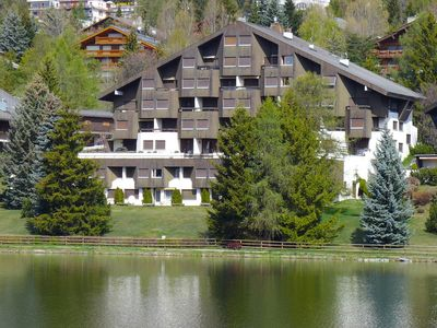 Photo for Apartment Belle-Rive  in Crans - Montana, Valais - 5 persons, 2 bedrooms