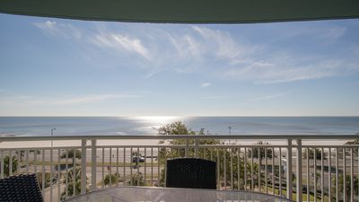 Enjoy Breathtaking Views at  this Legacy Towers Deluxe Condo w/ Resort Amenities