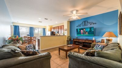 Photo for 3BR/3BA Townhome, only 1.5miles to Disney