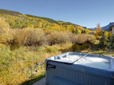 Photo for 4BR/3 Bath Townhome in the Keystone Ski Area. Private hot tub.