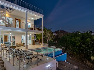 Photo for Private Jacuzzi & Infinity Pool