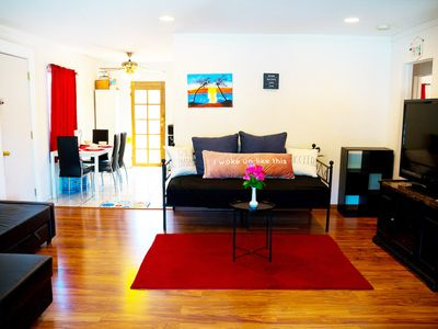 Photo for Small And Cozy Home, 3 Bedroom 1 Bath, Low Cleaning Fee! Great For Families