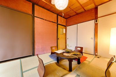 Government-approved Inn,2min JR Inari,2m