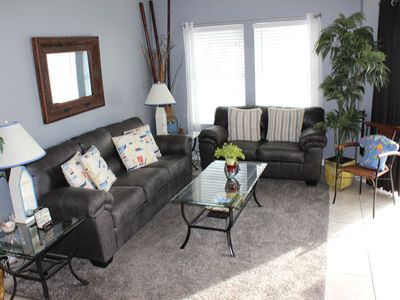Photo for Outstanding Location 9116 Sandpiper Cove. Beachwalk Condo with Free Golf and Activities