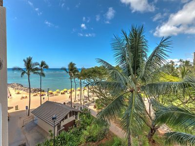 Photo for Close to Everything! Open Design w/Modern Kitchen, Free WiFi–Waikiki Shore #406