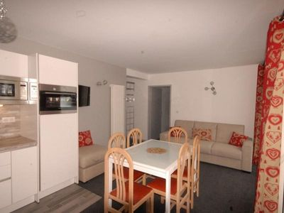 Photo for Apartment Gourette, 2 bedrooms, 8 persons