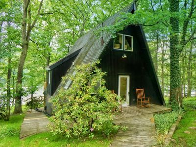Photo for 2BR Chalet Vacation Rental in Swanton, Maryland