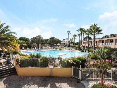 Photo for Residence Les Rives Cannes Mandelieu *** - Maeva Private - 2 room apartment 5 people Selection