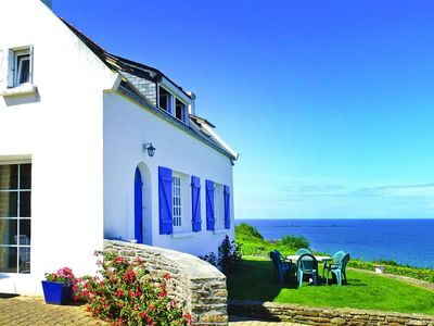 Photo for holiday home, Locquirec  in Finistère - 6 persons, 2 bedrooms