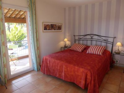 Photo for Vacation home Le Mas d'Esquière in Les Issambres - 6 persons, 3 bedrooms