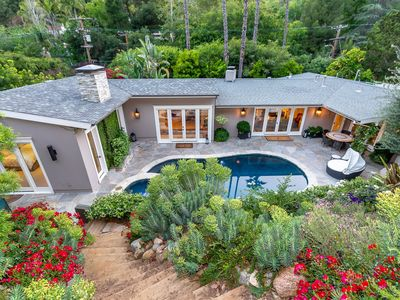 Photo for Beverly Hills Canyon Villa