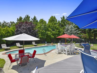 Photo for PRIVATE POOL + HOT TUB!!!!  LINENS & DAILY ACTIVITIES INCLUDED*! RELAXATION AT ITS FINEST!!!