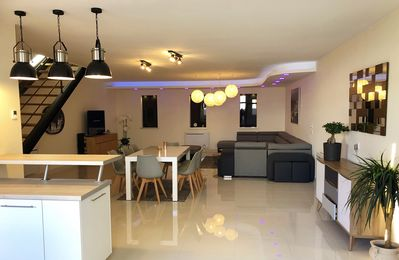 Photo for Superb LOFT for rent in the city center in Montluçon
