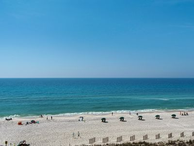 Photo for Make the Beach your Fall & Winter Retreat! Gulf Front 2 bedroom
