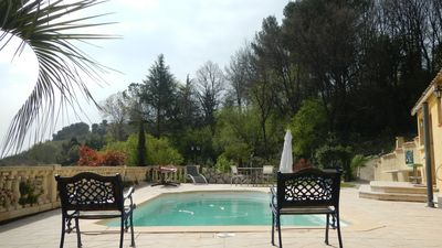 Photo for New studio with private pool 5 minutes from the beach