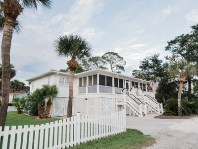 Photo for 5 star reviews, best location on Tybee!