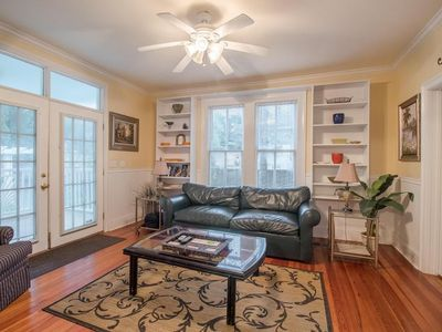 Photo for Charming Vacation Rental 1 Block from the Beach