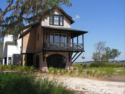 Deep Water Cottage - New House 2008