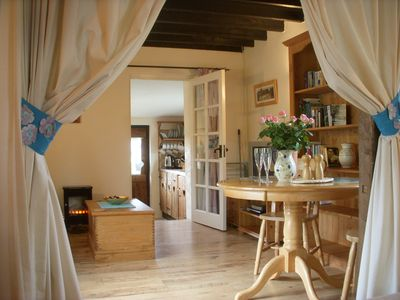 Photo for Eco-Cottage by the sea, Devon