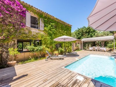 Photo for France Sainte-Maxime Villa 3 bedrooms