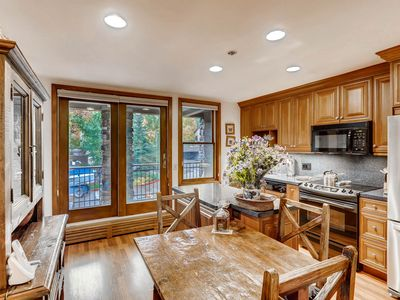 Photo for Luxuriously Remodeled, Expanded 1 Bedroom Snowmass Ski-In, Ski-Out