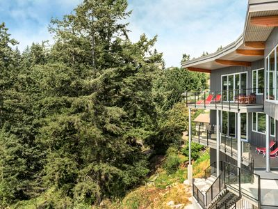 Photo for Spectacular Ocean Views and Luxury in Gibsons, on the Sunshine Coast BC