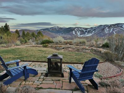 Photo for Home Nestled in the saddle of a mountain with 360° views