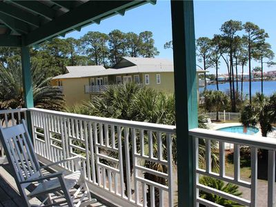 Photo for Townhouse - Community Pool -  Lake View - Walk to Beach