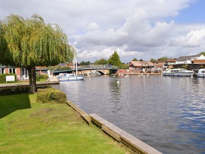 Photo for 1BR House Vacation Rental in Wroxham