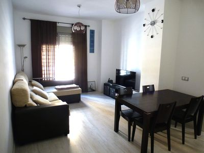 Photo for ECONOMIC APARTMENT. MALAGA HISTORIC CITY CENTER. 2 ROOMS (OPTIONAL PARKING)