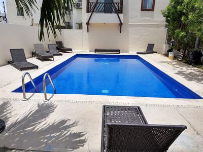 Photo for 2 Bedroom Apartment /Pool / Up too 6 People/5 Min driving to the Beach/Ariany