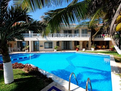 Photo for Stunning ocean views perfect for a Relaxing Getaway - Pool, Wifi, AC