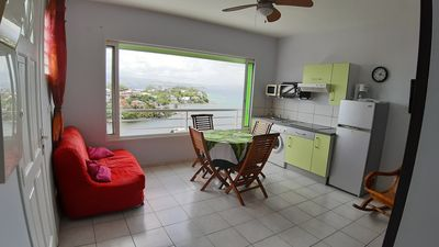 Photo for sea view apartment on the Caribbean