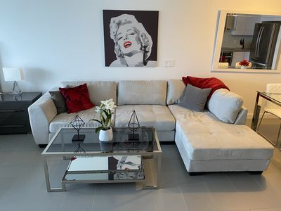 Photo for Gorgeous modern Studio in the heart of Miami!