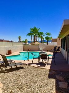 Photo for Enormous! Pool w/heat, RV Parking Onsite, 2 Kings & Bunk Room. Near Lake & Golf!
