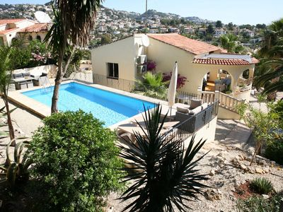 Photo for Luxurious Villa with Private Swimming Pool in Benissa