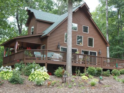 Photo for Charming Keowee Lakeview Home - Near Clemson