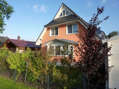 Photo for Holiday home built in 2009, DHH, high-quality equipment, 200 m to the beach