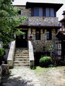 Photo for Holiday house Psakoudia for 6 - 10 persons with 3 bedrooms - Holiday house
