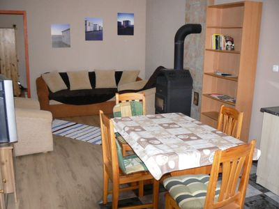 Photo for Vacation home Balaton 2105 in Balatonboglar/Szemes - 4 persons, 2 bedrooms