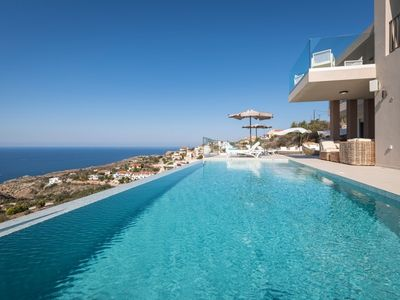 Photo for Large villa rental on Crete