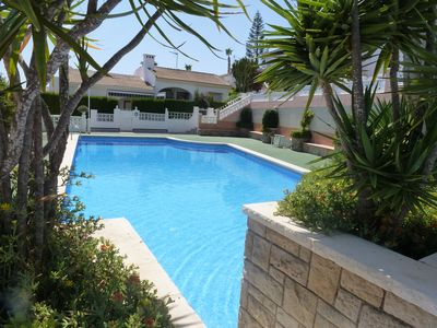 Photo for Nice house with fantastic views of Santa Pola