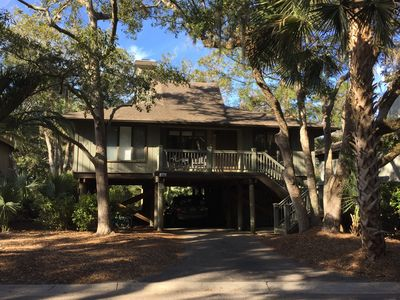 Photo for Renovated Night Heron Cottage, Full Resort Privileges
