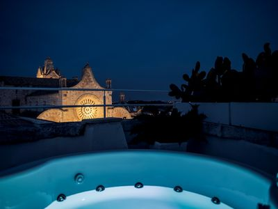 Photo for Albeda: luxury escape with jacuzzi, private garden & terrace