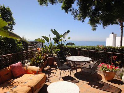 Photo for RARE OPPORTUNITY. AVAILABLE JUNE 7-30. PRIVATE PARADISE IN PACIFIC PALISADES..