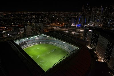 Actual View from Apartment  - Rooftop Penthouse overlooks Eithad Stadium -Marvel