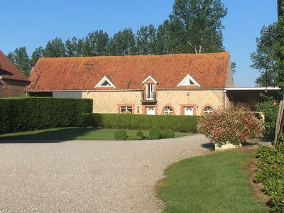 Photo for GITE FOR 19 PEOPLE IN THE HEART OF A PEDAGOGICAL FARM
