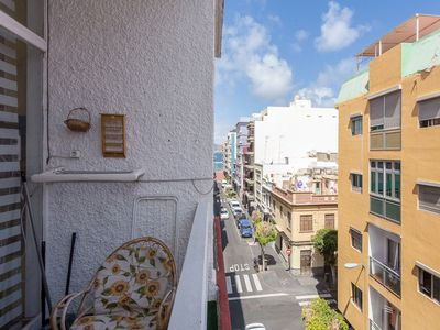 Photo for Apartment with sea view balcony