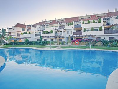 Photo for Coto Real Apartment - Golden Mile - Apartment for 4 people in Marbella